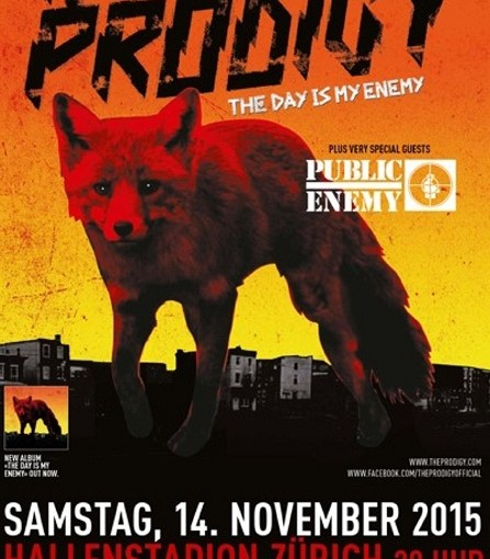 My 20th Prodigy Show – Hallenstadion Zürich, Switzerland, 14-Nov-2015